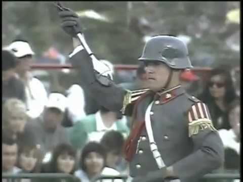 Gran Parada Militar 2009 (14) Ejercito de Chile