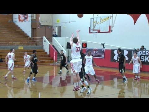 Sean O'Brien '13, Mundelein Senior, 2012 Under Armour Holiday Classic