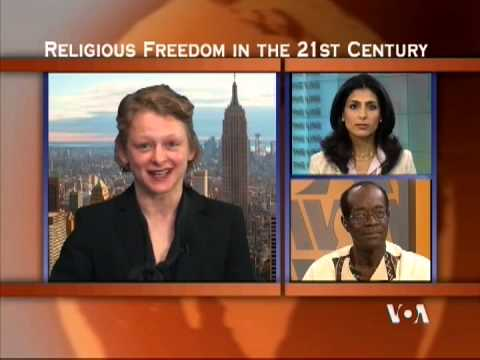 On the Line RELIGIOUS FREEDOM IN THE 21ST CENTURY