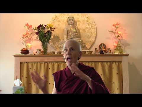 Amitabha practice: The four immeasurables