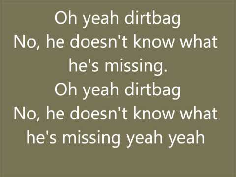 lyrics to teenage dirtbag by girls aloud themselves enjoy:)