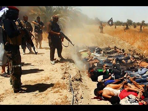 УЖАС! ШОКИРУЮЩЕЕ ВИДЕО! Интервью Иракского солдата вырвавшегося живым из плена 'Исламского государст