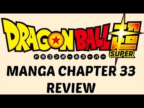 Dragon Ball Super Manga Chapter 33