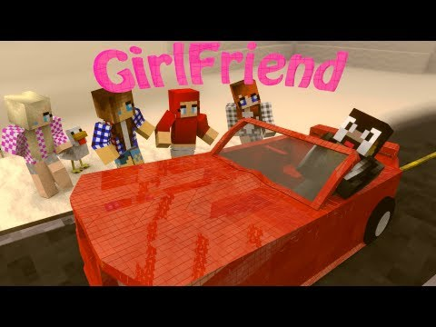 Minecraft: GIRLFRIEND Mod Showcase! (GIRLFRIENDS. DATES. BREAKUPS)