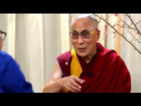 The Dalai Lama on