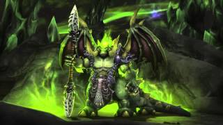 World of Warcraft Voice Over Audio: Mannoroth (Hellfire Citadel)