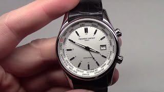 Frederique Constant Index Worldtimer Men