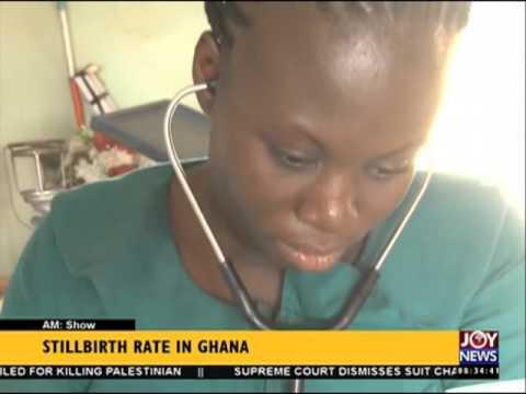 Stillbirth rate - AM Show on Joy News (5-2-16)