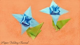 Origami Flower - Edelweiss