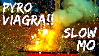 Pyro Viagra Explosion!! (20,000 FPS HD) | Slow Mo Lab