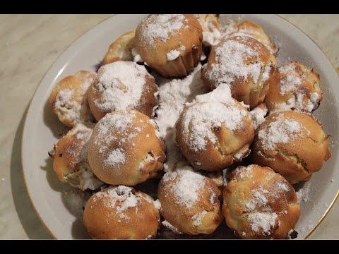Кексы с яблоками/ Быстрый пошаговый рецепт