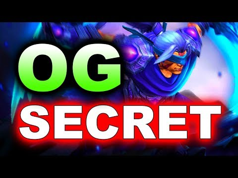 SECRET vs OG - CHAMPIONS! - ESL ONE KATOWICE 2019 DOTA 2