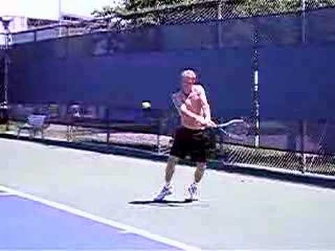 Tennis player Dmitry Tursunov of Russia