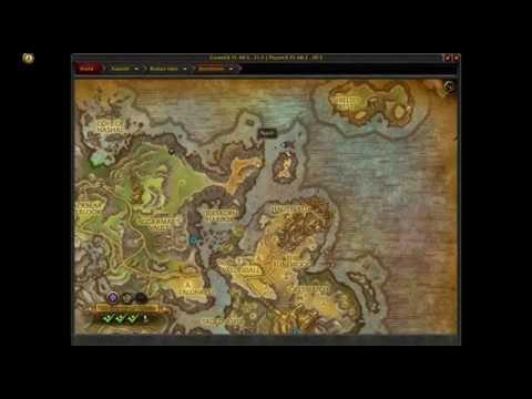 How to get on top of Watchman's Rock WoW Stormheim Legion