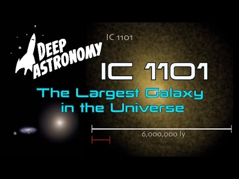 The Largest Galaxy in the Universe: IC 1101