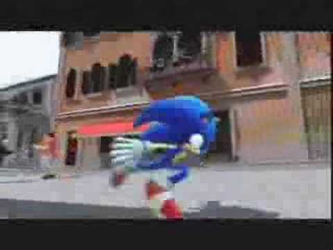 Sonic The Hedgehog - His World Video