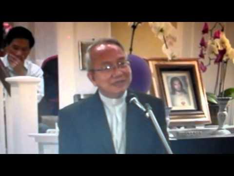 Đức Cha Phaolo Nguyễn Thái Hợp: Không thể chấp nhận bản án Cù Huy Hà Vũ