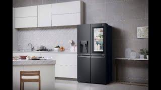 LG InstaView Door-in-Door Refrigerator