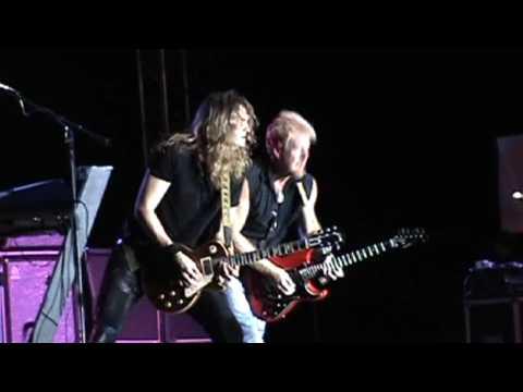 Night Ranger - Eddie's Comin' Out Tonight, May 29, 2009 (amazing Brad Gillis solo)