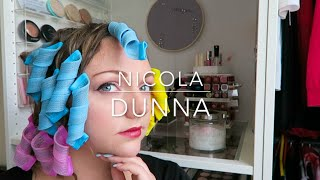 Magic Hair Curlers Review | Nicola Dunna