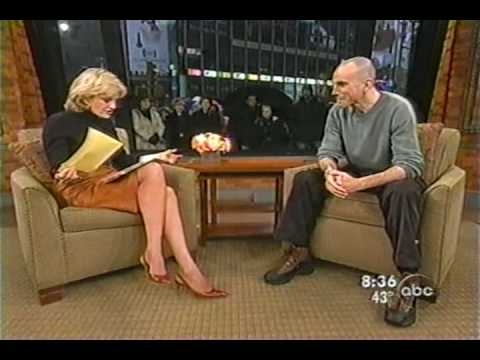 Diane Sawyer - LEATHER SKIRT WOMAN!! Video