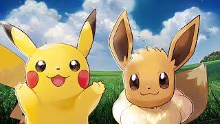 Pokémon: Let's Go, Pikachu! CO-OP Gameplay Part 1