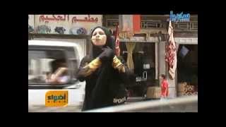تسول السوريات في اليمن