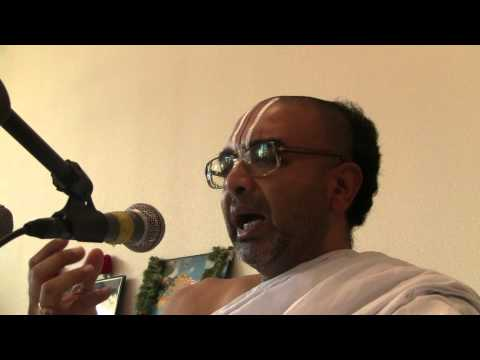 Sri Velukkudi Krishnan - Who Decides My Destination - Time, Deeds, Fate Or God? Discourse - Part 2 video