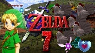 Let's Play The Legend of Zelda Ocarina of Time Part 7: Kakariko und seine Sidequests
