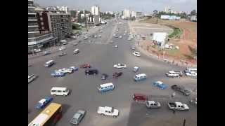 Meskel Square, Addis Abeba