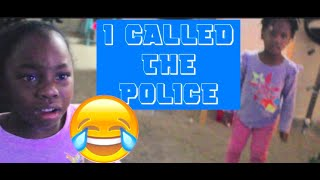 MOM CALLS POLICE ON KIDS PRANK! | (SHE/THEY CRIED) GONE WRONG| KID COPS CALLED!