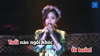 [Karaoke] Còn Tuổi Nào Cho Em - Miu Lê Full Beat