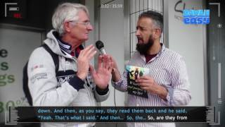 Video: David, Australian science teacher converts to Islam from Atheism 2/2