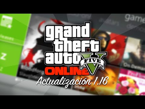 """GTA V Online - Actualización 1.16 Filtrada en el Xbox MarketPlace - """"DLC Pack"""" Códigos."""