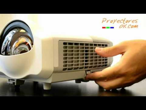 Epson EB-420. excelente proyector de corta distancia. ProyectoresOK