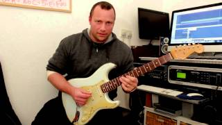 How to Improve your Improvisation - (FREE download) Guitar Lesson