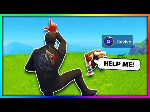 Kid Breaks His Controller After This Happens in Fortnite Battle Royale..