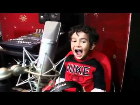 Why This Kolavery Kolavery Di By Kid Sonu Nigam's Son video