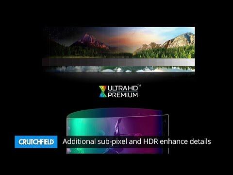 LG OLED TV technology | Crutchfield video