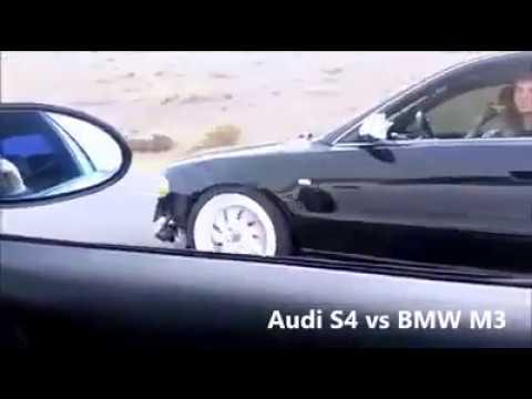 AUDI vs BMW best compilation