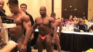 Tampa Pro 202 Weigh-in 2008