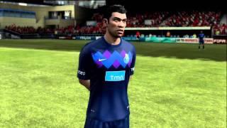 FIFA 12 - F.C. Porto faces