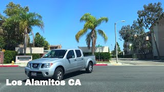 🔴  Los Alamitos Realtor Driving Tour 4K