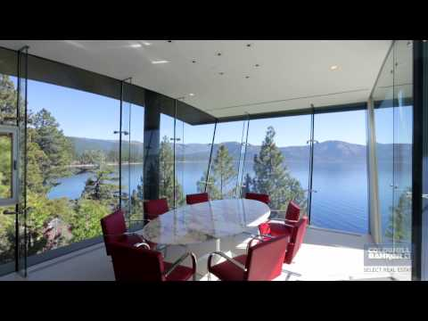 The Lake House video, Crystal Bay NV