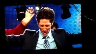 Joel Osteen and other Pastors - A Night of Hope 9/5/2014 Louisville, KY