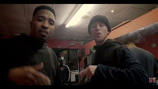 Shizz McNaughty x Slickman Party - Leff Dem [Music Video] | Grime Report Tv