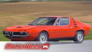 Tire Tracks: Alfa Romeo Montreal - Ever Heard of It?
