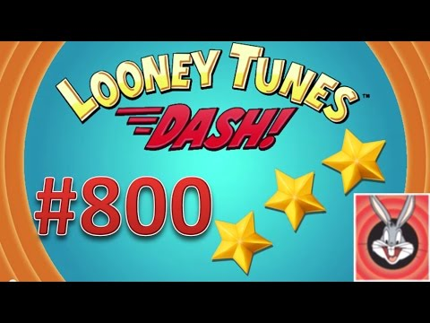 Looney Tunes Dash! level 800 - 3 stars - looney card