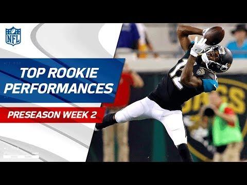Rookie Performances Of Week 2 Nfl Preseason Highlights