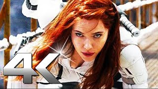 BLACK WIDOW Trailer (4K ULTRA HD) NEW 2020